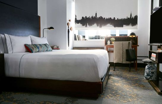 Chambre The Renwick Hotel New York City Curio Collection by Hilton