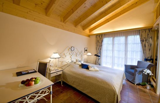 Chambre individuelle (standard) Golfhotel les Hauts de Gstaad