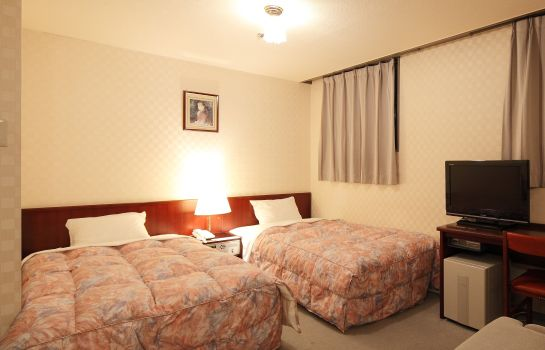 Chambre double (standard) Nagoya Crown Hotel