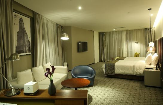 Doppelzimmer Komfort Bund South China Harbour View Hotel