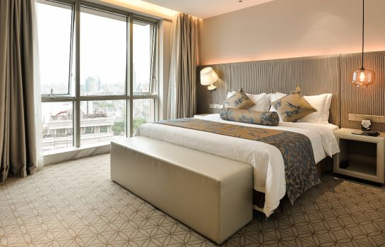 Zimmer Bund South China Harbour View Hotel