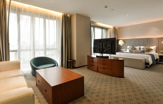 Room Bund South China Harbour View Hotel