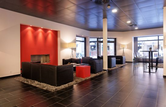 Hotelhalle City Oberland Swiss Quality Hotel