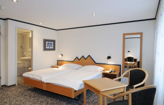 Driepersoonskamer City Oberland Swiss Quality Hotel