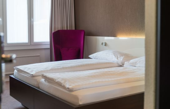 Doppelzimmer Standard City Oberland Swiss Quality Hotel