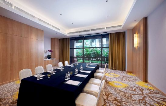 Conference room Swissotel Merchant Court Singapore