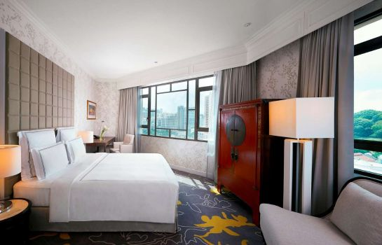 Room Swissotel Merchant Court Singapore