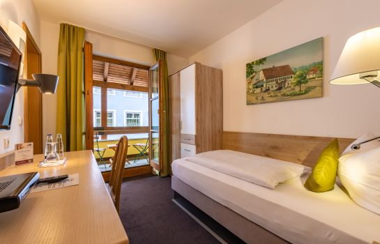 Single room (standard) Hotel Gasthof zur Post