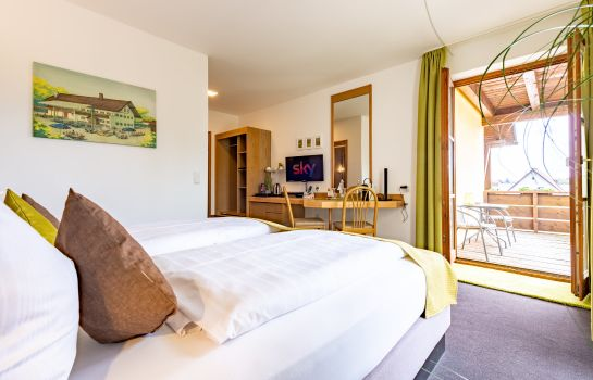 Chambre double (confort) Hotel Gasthof zur Post