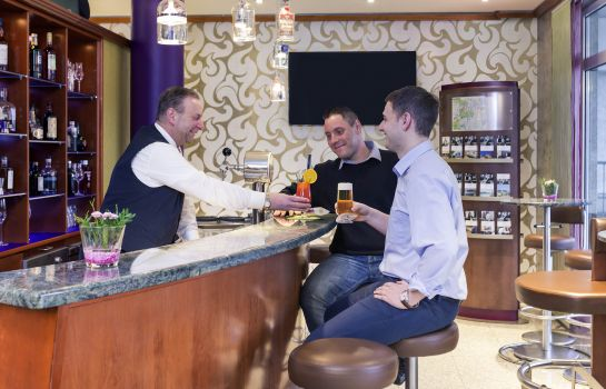 Bar hotelowy Mercure Hotel Bad Oeynhausen City