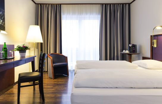 Single room (standard) Mercure Hotel Bad Oeynhausen City