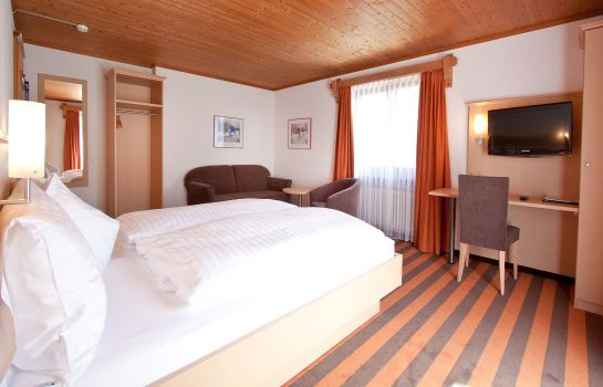 Chambre triple Madrisa Lodge
