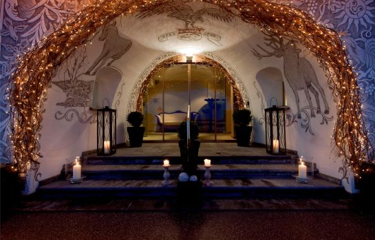 Empfang Lenzerhorn Spa & Wellness