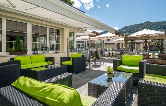 Terrasse Lenzerhorn Spa & Wellness