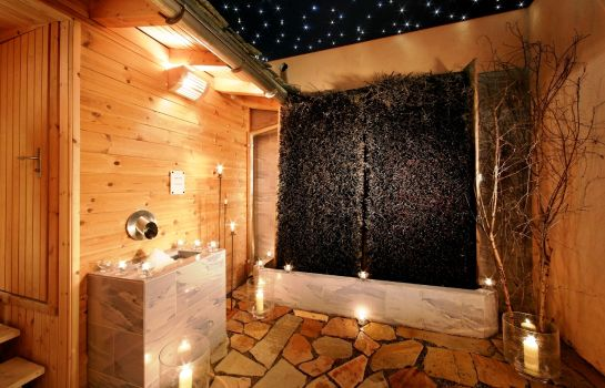 Sauna Lenzerhorn Spa & Wellness