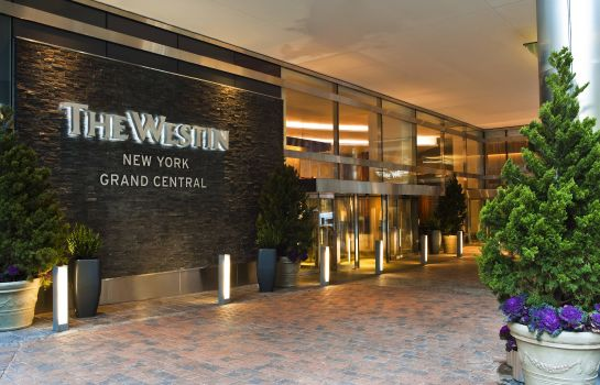 Buitenaanzicht The Westin New York Grand Central