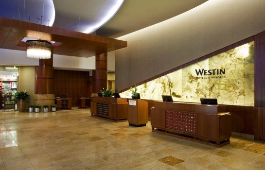 Vestíbulo del hotel The Westin New York Grand Central