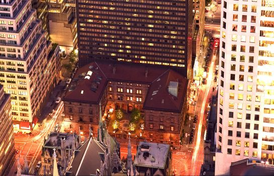Vista esterna Lotte New York Palace