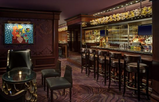 Bar hotelowy Lotte New York Palace
