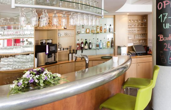 Hotel-Bar Novotel Suites Berlin City Potsdamer Platz