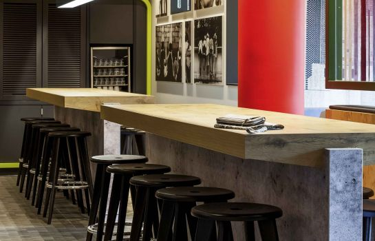 Bar del hotel ibis Berlin City Potsdamer Platz