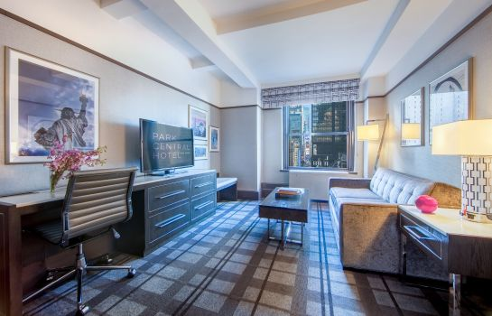 Hol hotelowy PARK CENTRAL HOTEL NEW YORK