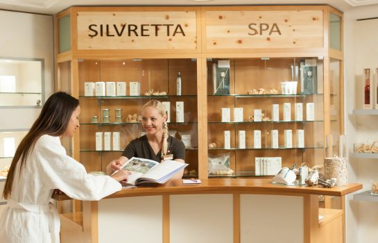 Beauty parlor Silvretta Hotel & Spa