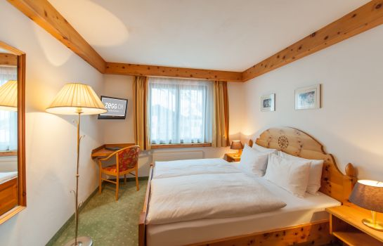 Double room (standard) Silvretta Hotel & Spa