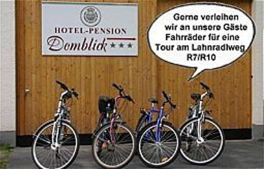 info Domblick Pension