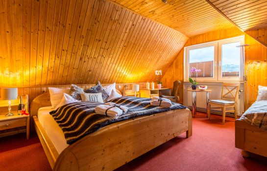 Chambre triple Domblick Pension
