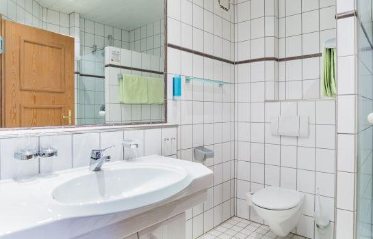 Badezimmer Alte Scheune Landhaus