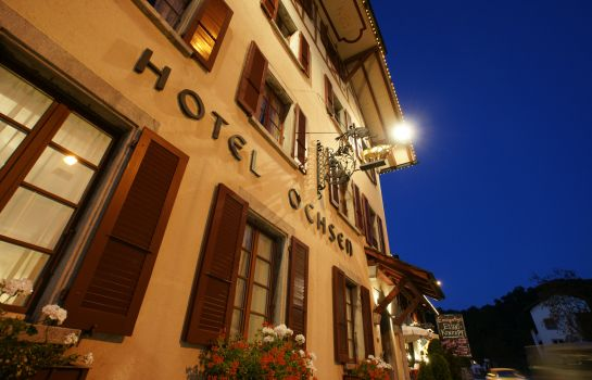 Exterior view Hotel Ochsen & Lodge