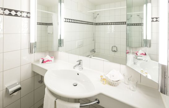 Bagno in camera Baslertor Swiss Quality