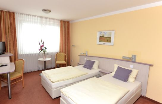Chambre double (standard) Panorama Inn Hotel- und Boardinghaus