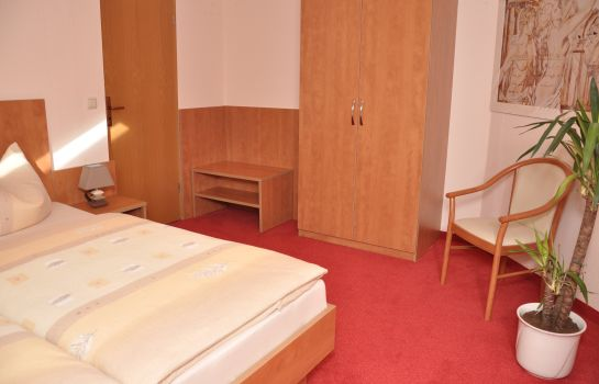Double room (standard) Hoyer Cafe Pension und Appartements