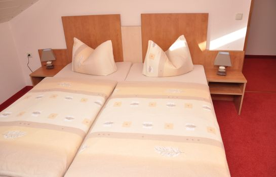Double room (superior) Hoyer Cafe Pension und Appartements