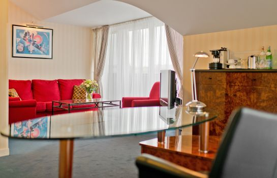 Junior Suite Radisson Blu Royal Astorija Hotel Vilnius