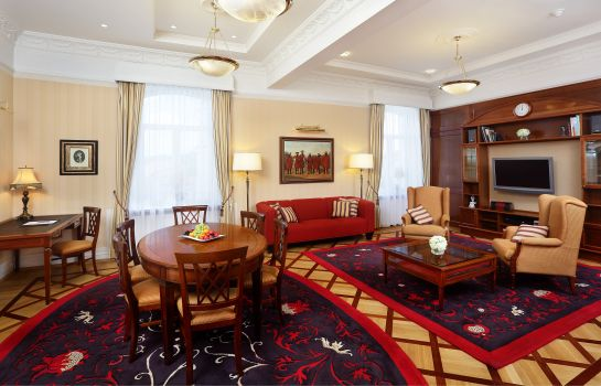 Suite Radisson Blu Royal Astorija Hotel Vilnius