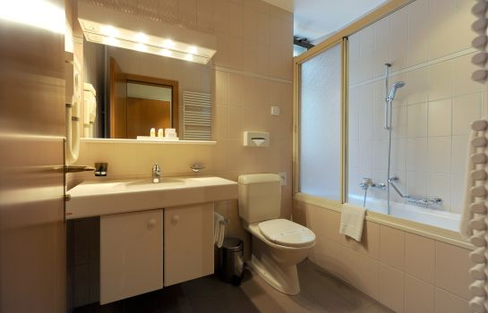 Bagno in camera Elite