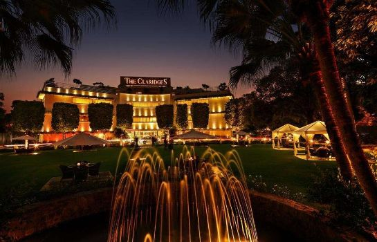 Exterior view The Claridges New Delhi