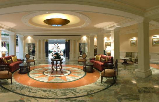 Vestíbulo del hotel The Claridges New Delhi