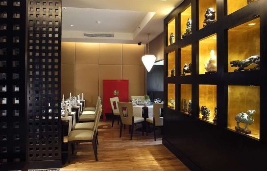 Restaurante The Claridges New Delhi