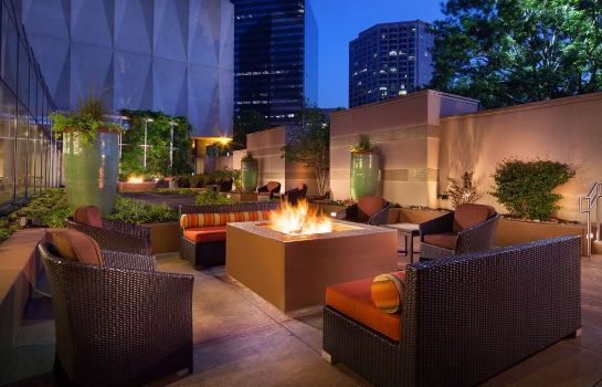 Restaurant Sheraton Dallas Hotel