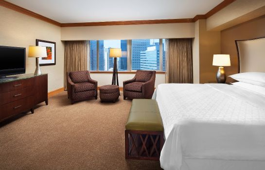Suite Sheraton Dallas Hotel