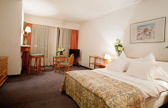 Double room (superior) Sagitta Swiss Quality Geneva Hotel