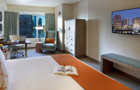 Chambre Seaport Boston Hotel