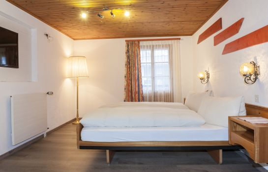 Chambre double (confort) Hotel Tenne