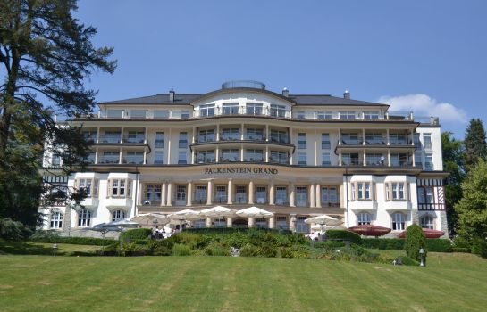 Exterior view Falkenstein Grand Kempinski