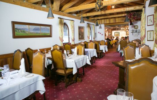 Restaurant Alpen Resort Hotel
