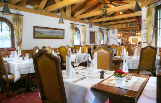 Restaurant Best Western Plus Alpen Resort Hotel